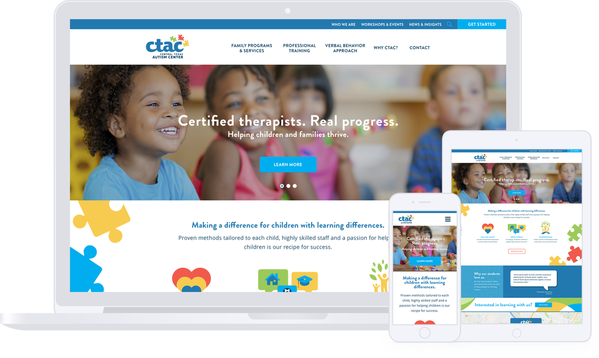 Ctac Website