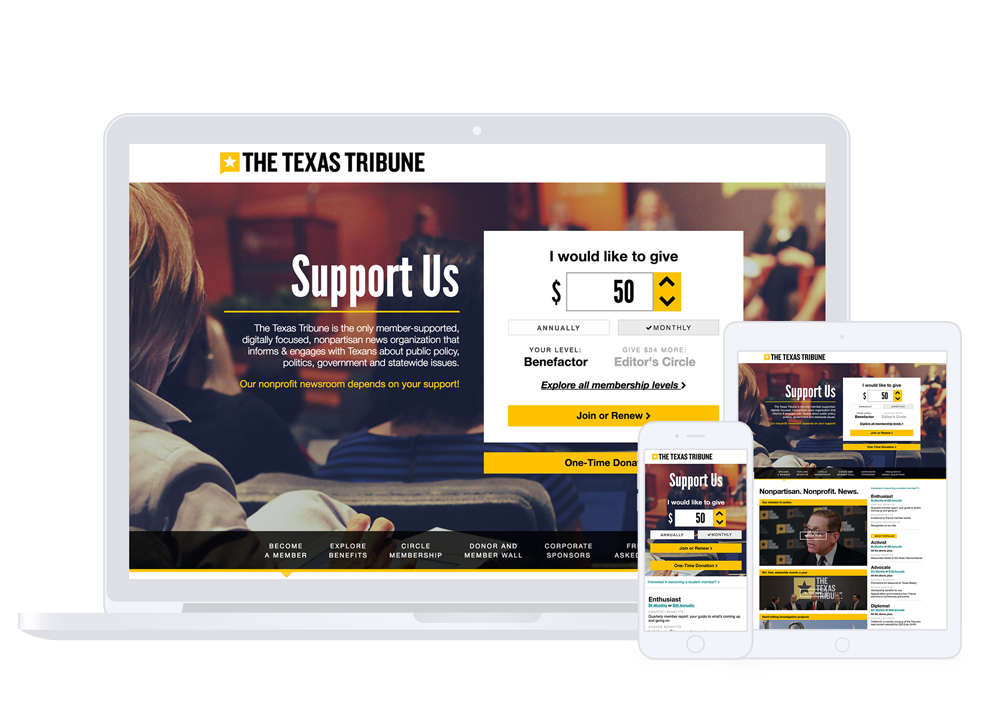 Txtribune Site