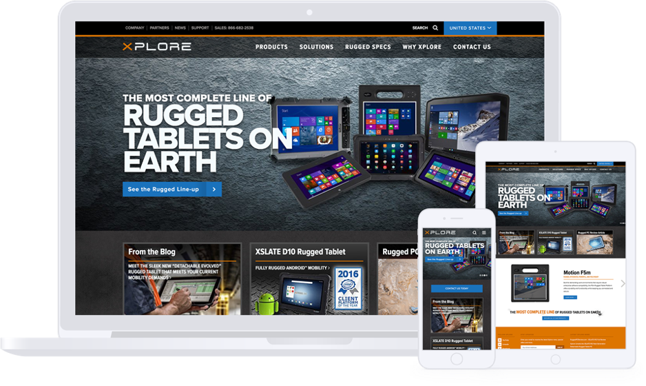 Xplore Website